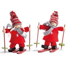 Skieurs à fabriquer