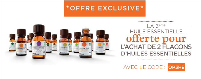 OFFRE 3 HUILES